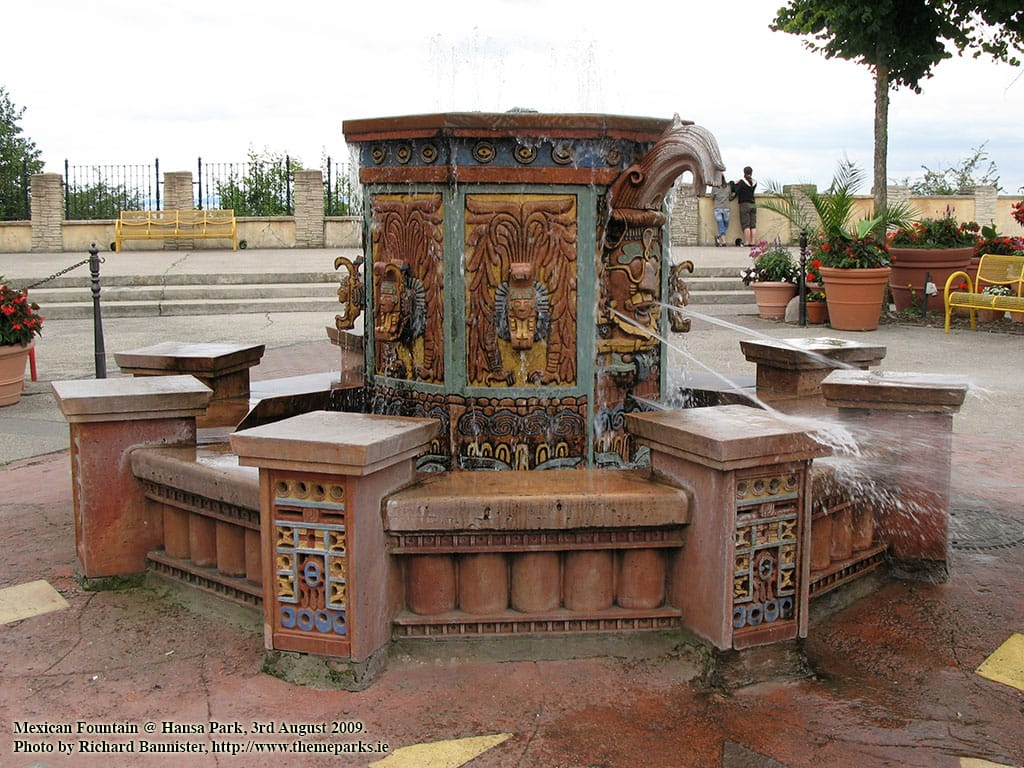 Mexican Fountain