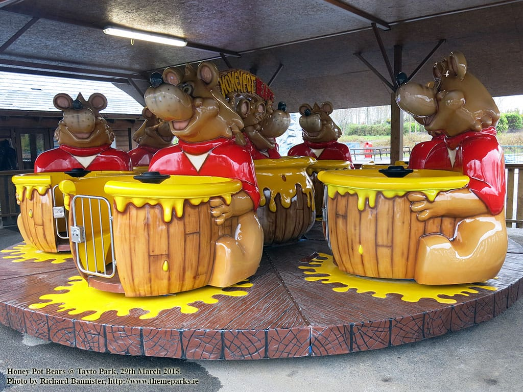 Honey Pot Bears