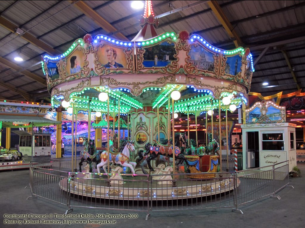 Continental Carousel